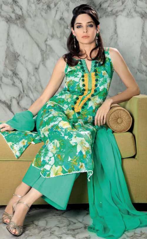 Gul Ahmed Summer Collection 2010 – Album 1