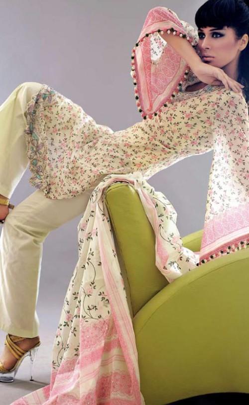 Gul Ahmeds Summer Collection 2010 3 7 500x812 - SSC Al Karam LAwn