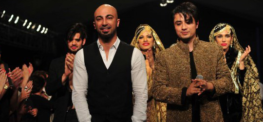 HSY Collection at PFDC Sunsilk Fashion Week Lahore 2010