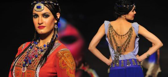 Libas by Sehyr Saigol – PFDC Sunsilk Fashion Week 2010