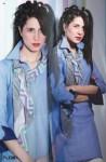 Nisha Lawn Prints 2010 Bold