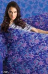 Nisha Lawn Prints 2010 Purple