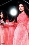 Nisha Lawn Prints 2010 Reddish Pink