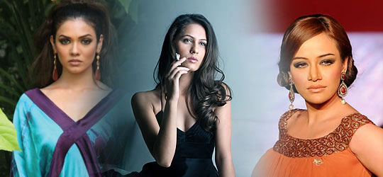 Gorgeous Female Models of Pakistan