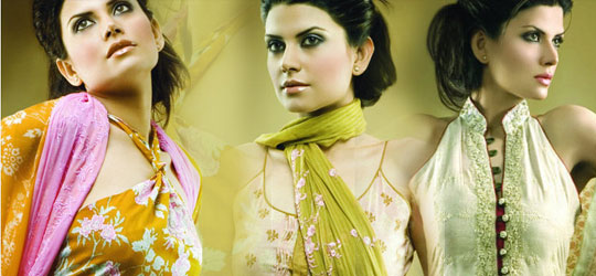 Sana Safinaz Designer Collection 2010