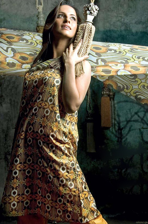 Gul Ahmed Summer Collection 2009 – Album 3