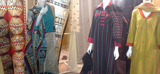 Junaid Jamshed Dazzling Lawn Collection at JJ Boutique