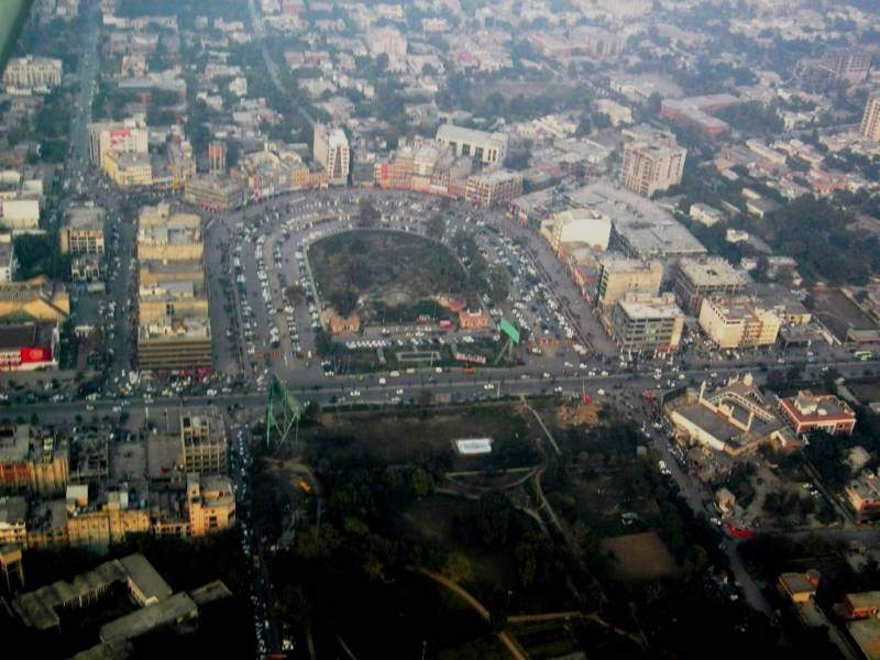 Awesome Photographs of Lahore Aerial View