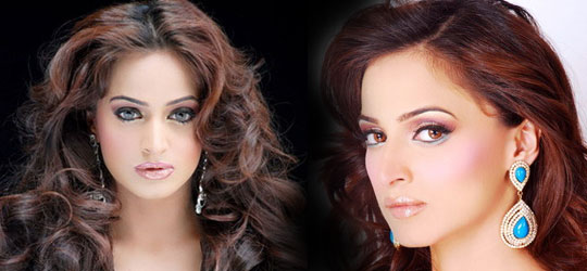 15 Makeup Styles and Pictures by Babloo Pakistani Fashion Stylist