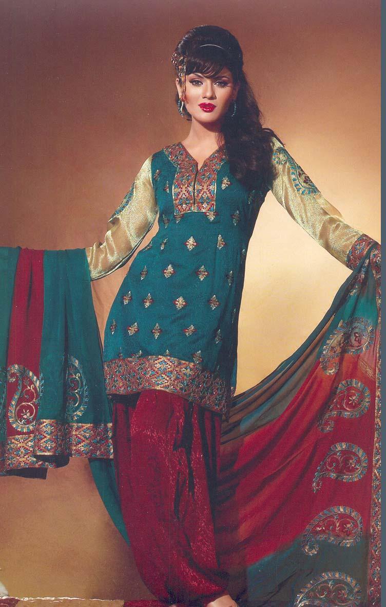 different patiala salwar kameez suits designs patiala