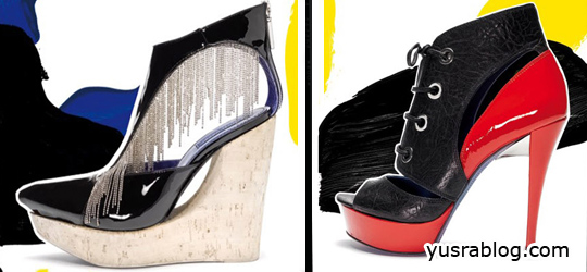 Raphael Young's Women Shoes Spring/Summer 2010 Collection