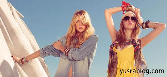 Beach Girls Skye Stracke & Lindsay Ellingson by Benjamin Alexander Huseby