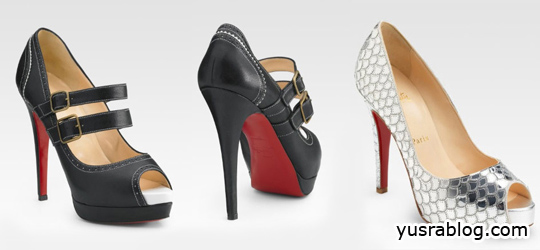 Christian Louboutin Designer Shoes Incredible Collection 2010