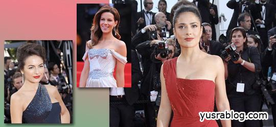 Cannes Film Festival 2010 Stylish Red Carpet Fashion