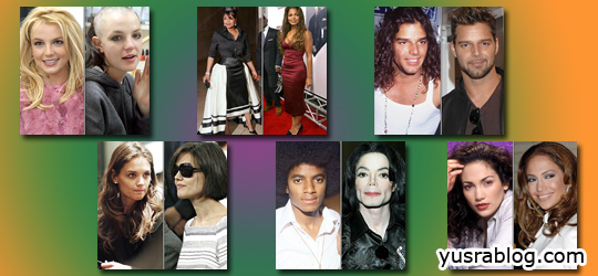 19 Unusual Examples of Celebrities Transformations