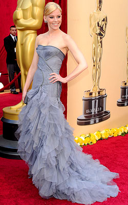 Oscar Dresses 2010 Best Red Carpet Fashion