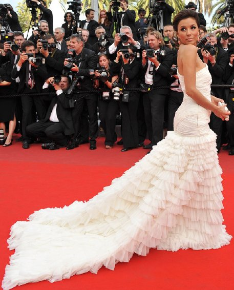 Cannes Film Festival 2010 Red Carpet Fashion Day 1