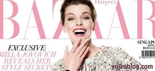 Mesmerizing Fashion Magazine Covers April 2010 | YusraBlog.com