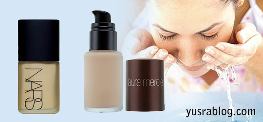 Best Liquid and Powder Foundation for Oily Skin