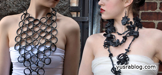 Awesome Tube Jewelry Fashion and Trend 2010