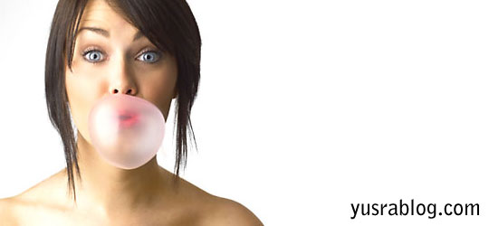 Chewing Gum Removal from Hair Using Ice