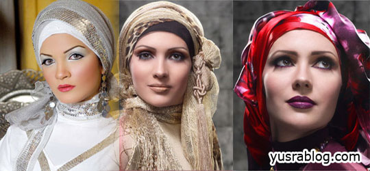 Hijab Styles for Parties