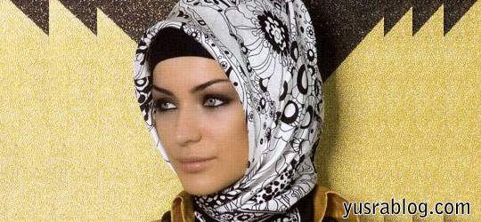 How to Wear Simple Fabulous Hijab Style
