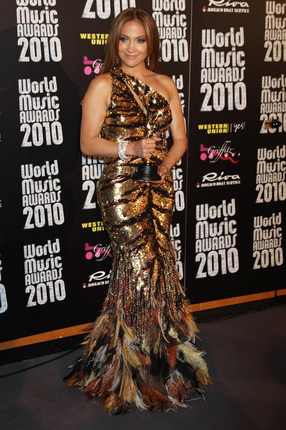 jennifer lopez dresses 2010. Just like Jennifer Lopez