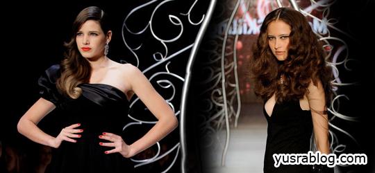 Vibrant Trends – Little Black Dresses Spring Summer 2010