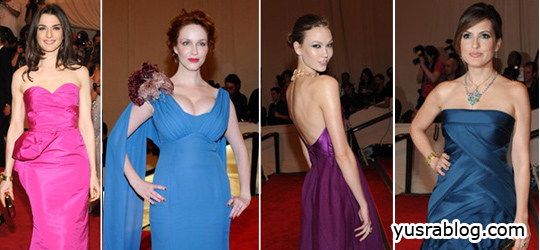 Amazing Fashion Theme at Met Costume Institute Gala 2010