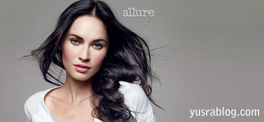Megan Fox Gorgeous Beauty for Allure June 2010 Issue