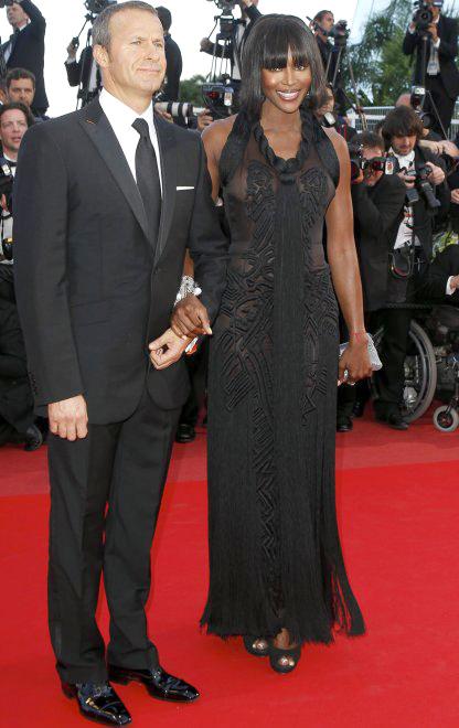 naomi campbell 2010. Naomi Campbell 2010 Cannes