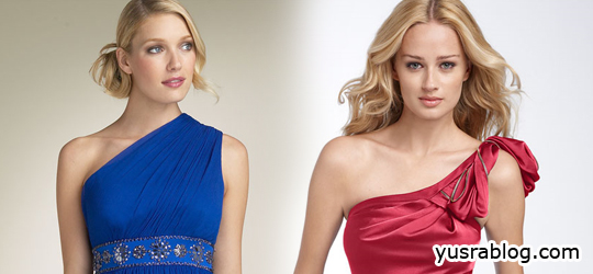One Shoulder Dress Trends – Fabulous Designs