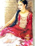 Pakistani Punjabi Wedding Dress
