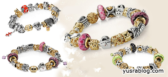 Distinctive Pandora Jewelry Spring Collection