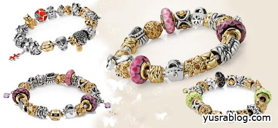 Distinctive Pandora Jewelry Spring Collection