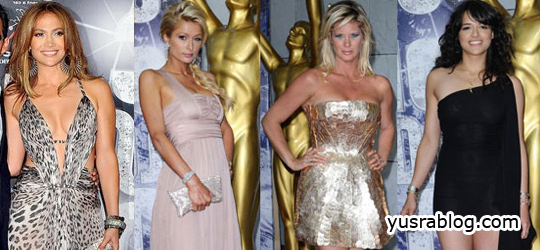 World Music Awards 2010 Celebrity Red Carpet Fashion