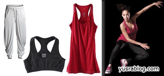Reebok x Emporio Armani EA7 Apparel Collection – Fashion and Sports Fusion