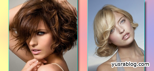 Cute Wavy Bob Hairstyles for 2010