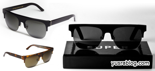SUPER sunglasses spring/summer 2010 Release
