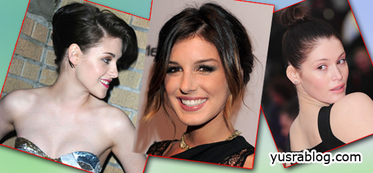 Updos Hairstyles for Prom by Celebrity Hairstyles Inspiration
