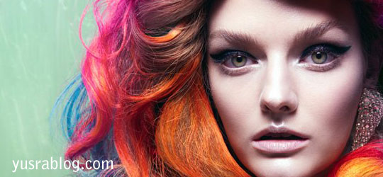 Rebellen Lydia Hearst Rainbow for Vixen Magazine 2010 by Elias Wessel