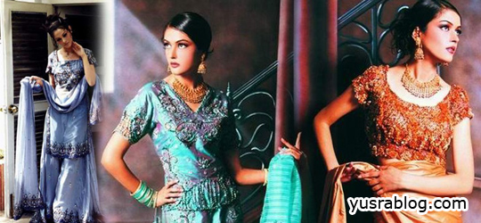 Pakistani Shadi Dresses – Bridal Photo Shoot of Gorgeous Models