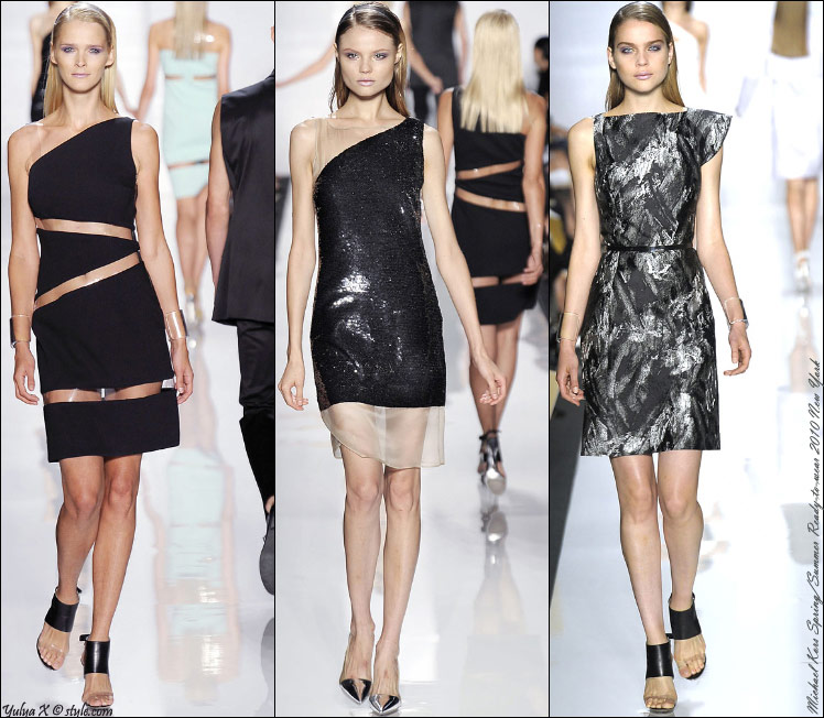 Designer Michael Kors Spring Summer Ready-to-Wear 2010