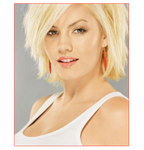 medium length choppy hairstyles. Kelly Osborne Hairstyles