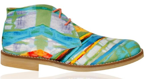 Colorful Footwear Men And Women Shoes Ana Locking 2010 11