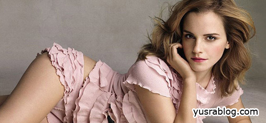 Emma Watson Latest Photo Shoot Vanity Fair June 2010