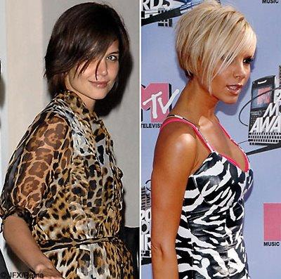 victoria beckham bob hairstyles. and Victoria Beckham Bob
