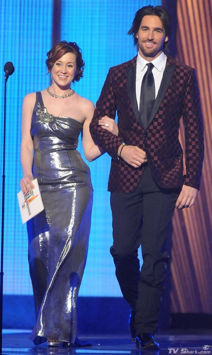 Kellie Pickler Awards Ceremony