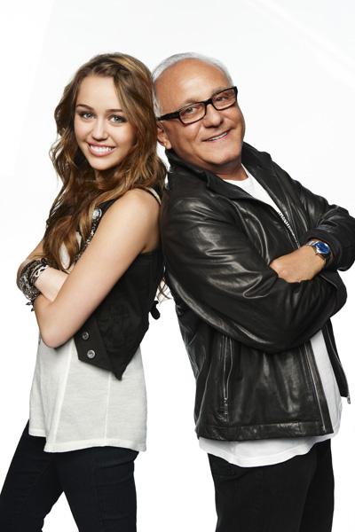 Miley Cyrus Fashion Designer on Designer Max Azria   Miley Cyrus   Walmart Collection 2010